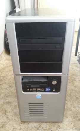 Продаю рабочий компьютер + клава