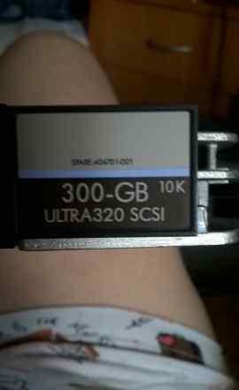 Жеский диск для сервера б/у
