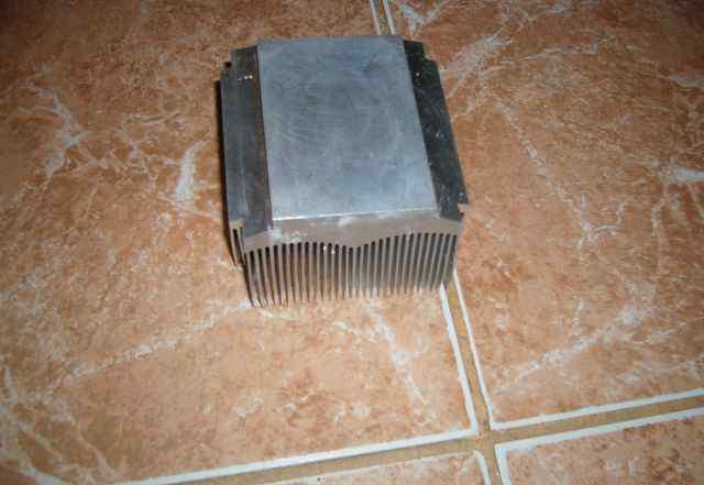 Радиатор для процессора Pentium 4