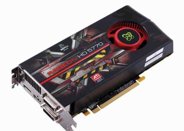 Radeon HD 5770 XFX