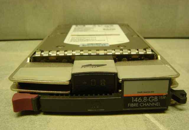 HDD 146Gb FC 15K HP 3.5 (p/n 364617-001)