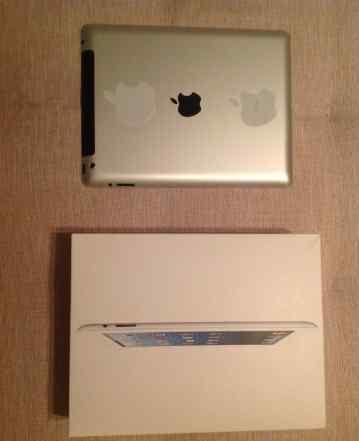 iPad 4, 16Gb, WiFi+ 3G, чехол