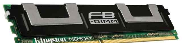 Оперативная память Kingston KVR667D2D8F5/2G