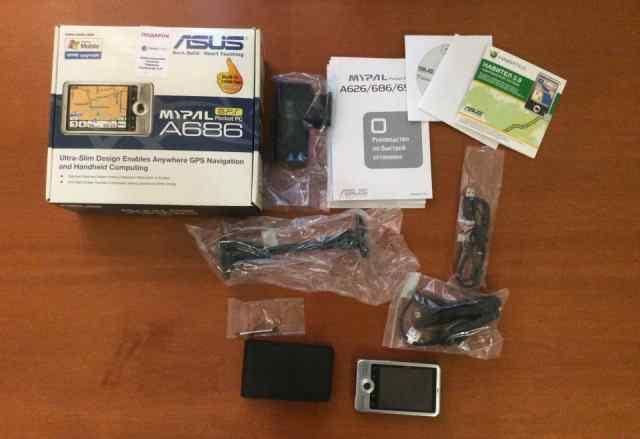Карманный компьютер Asus MyPal A686