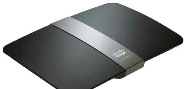 WiFi-роутер Linksys E4200