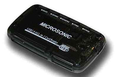Картридер Microsonic