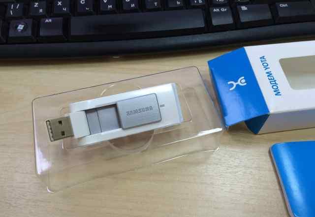 Модем Yota Wi-Max Samsung SWC-U200
