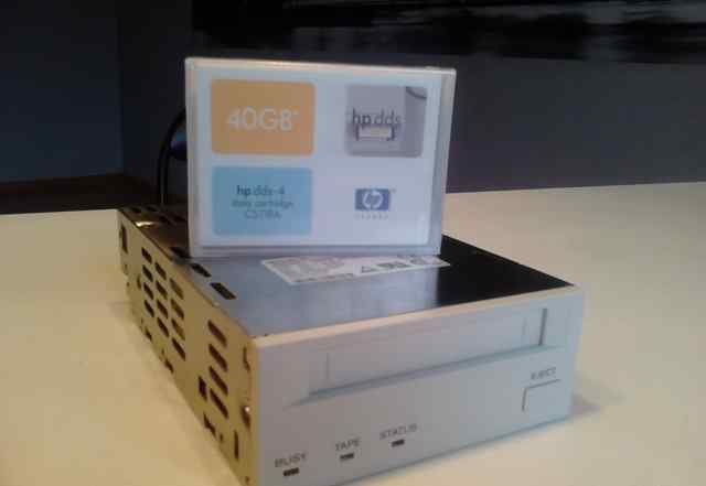 Стример Sony SDT-5200, scsi