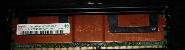 Hynix 2rx8 PC2-5300F-555-11 FB-dimm DDR2 667Mhz