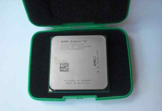 AMD Athlon II X4 645 (AM3/AM3+) 4 ядра