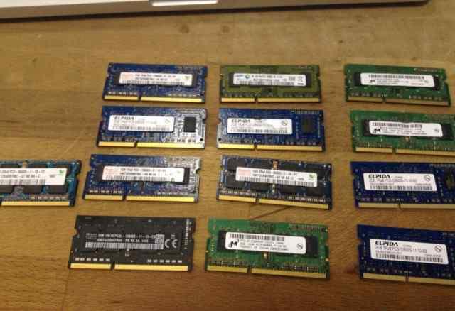 Память DDR 3 2 GB