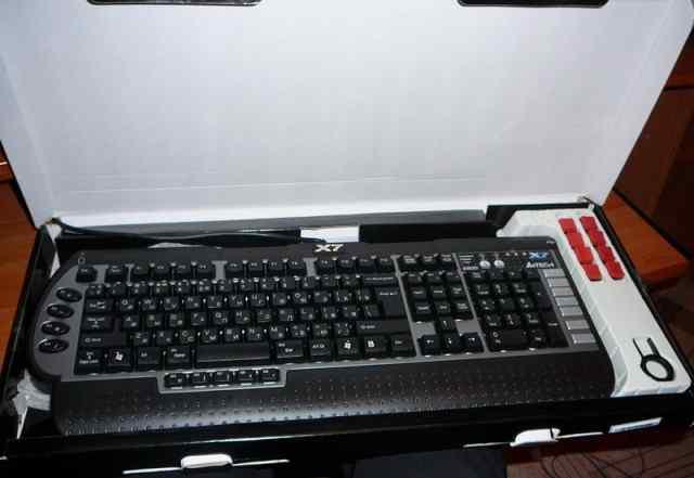 Игровая клавиатура A4 tech x7 g800