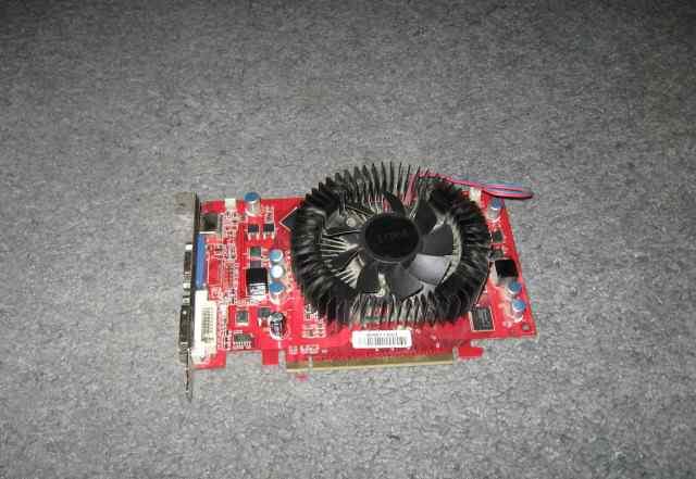 Geforce 9600gt (512Mb видеопамять)