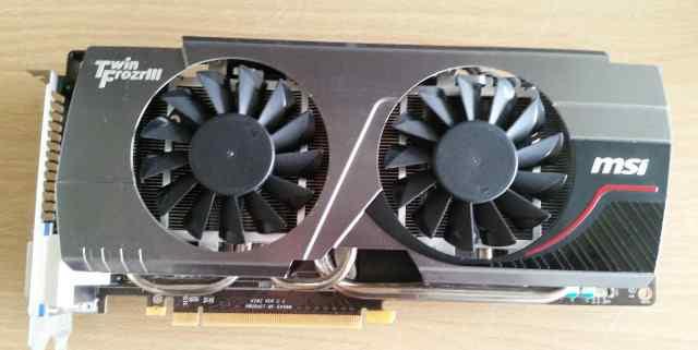 MSI Twin Frozr III GeForce GTX 680