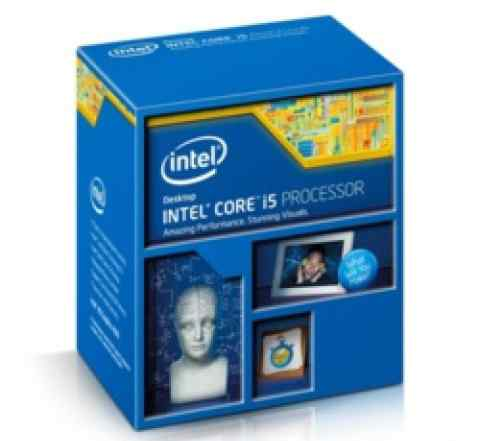 Процессор Intel Core i5-4460 Haswell 3.2 Ггц