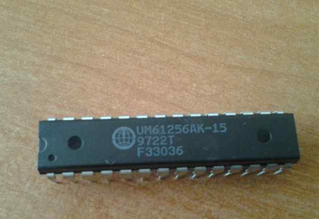 микросхемы Um61256ak - 15