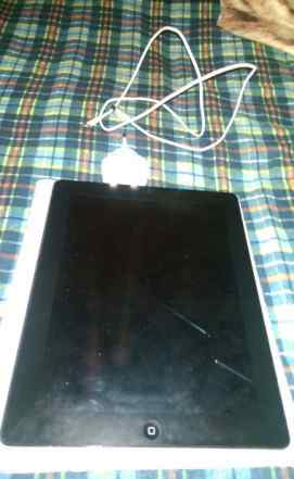 iPad 4 retina 32gb+ cellular на запчасти