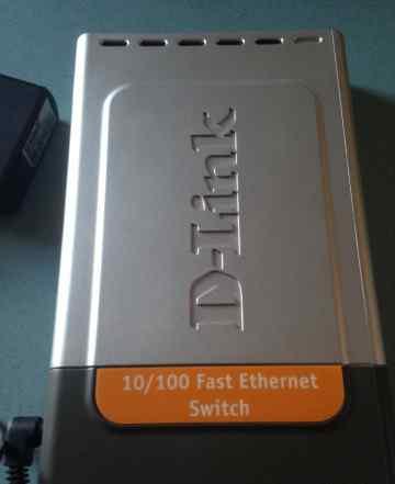 Свич D-link DES-1008D