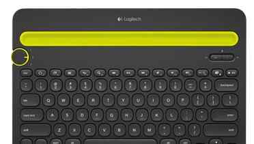 Новая клавиатура Logitech K480