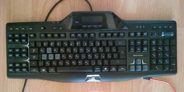 Logitech G510s игровая