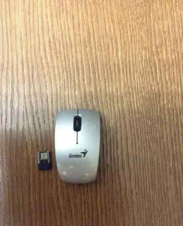 Мышь лазерная Genius
