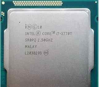 Intel core i7 3770T новый LGA 1155