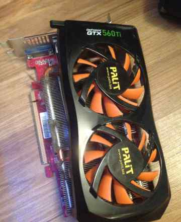 Palit geforce GTX 560Ti
