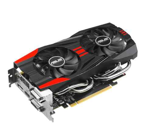 Asus GeForce GTX 760 GTX760-DC2OC-2GD5