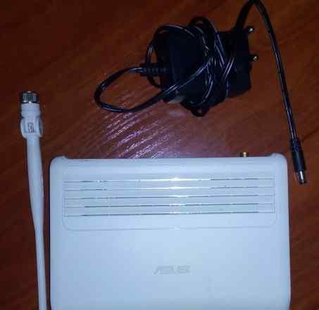 Роутер маршрутизатор Asus WL-520GU