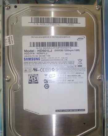Samsung HD500LJ
