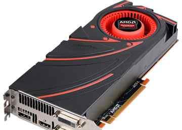 Видеокарта AMD Radeon R9 270