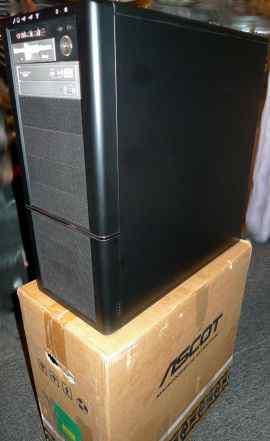 NEW мощный компьютер, с лицензион. WindowsXP. торг