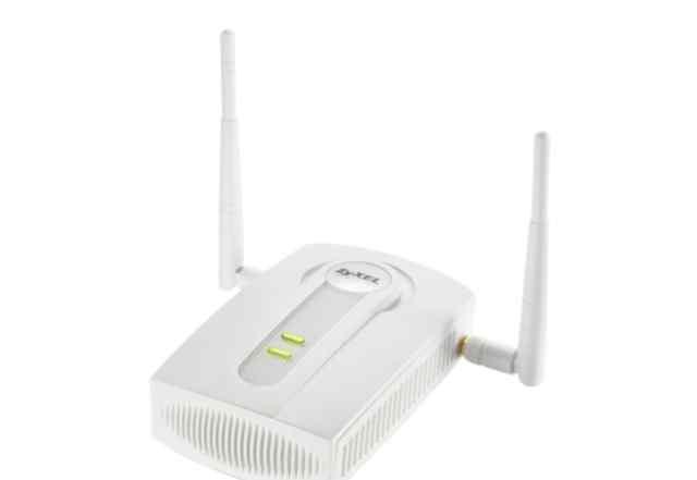 Точка доступа zyxel NWA1100-N (Wi-Fi 802.11 N)