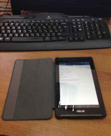Планшет asus Fonepad 7 ME372CL LTE 16Gb Black