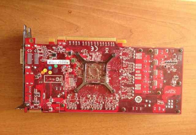 Видеокарта amd radeon hd 6800 series