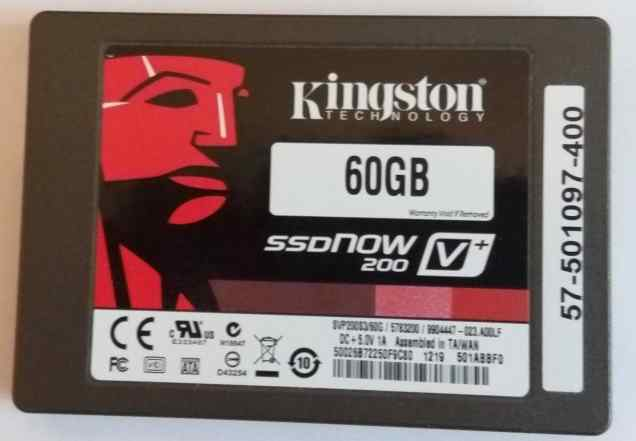 Kingston ssd NOW200 60Gb
