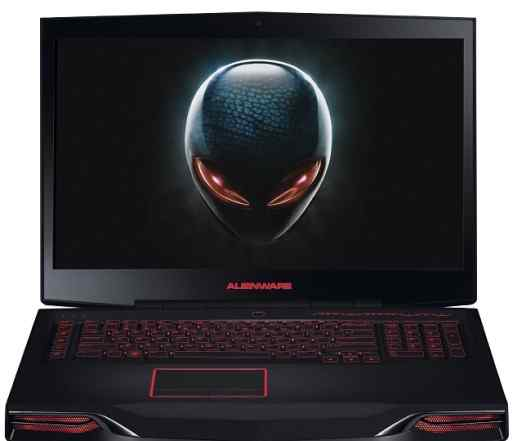 Dell alienware 18x
