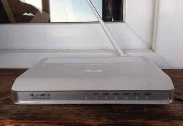 Asus wl-520gu