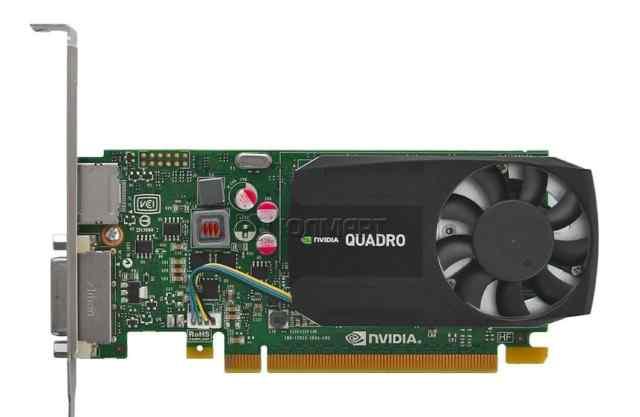 PNY vcqk620-PB, Quadro K620, 2048мб, DDR3