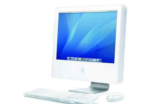 не работающий Моноблок Apple iMac G5
