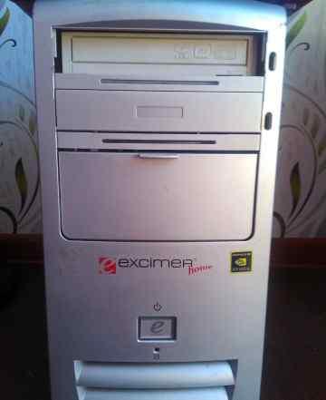 Рабочий Pentium 4 3000 1gb 80 hdd