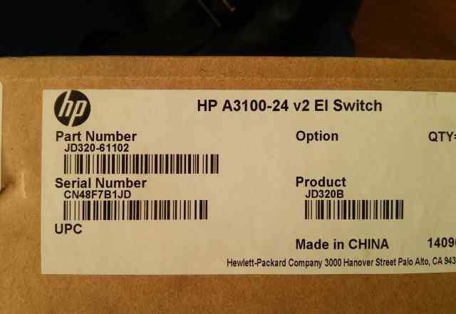 Коммутатор HP JD320B