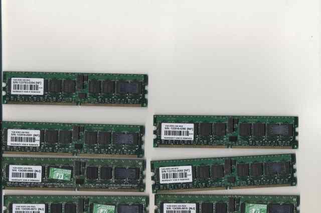 1GB DDR2 400 REG