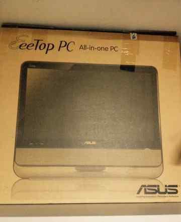 моноблок Asus EeeTop 22 с разбитым экраном