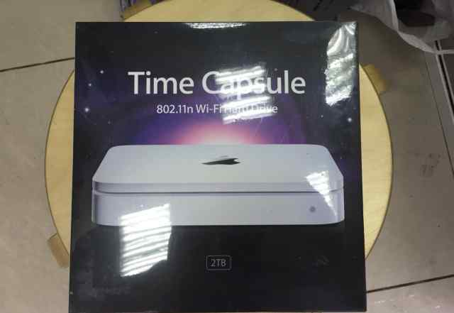 Apple Time Capsule 2 TB