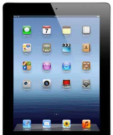 Apple iPad 4 64Gb Wi-Fi + Cellular