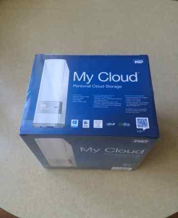 Сетевое хранилище WD My Cloud 2TB (wdbctl0020HWT-0