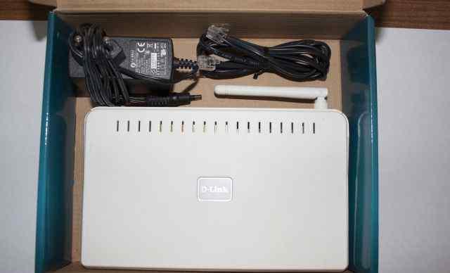 D-link DSL-2650U
