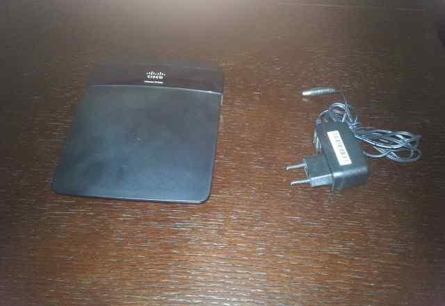 WiFi Роутер Cisco Linksys E1500 отличное состояние