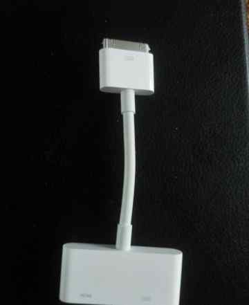 Кабель iPad-hdmi